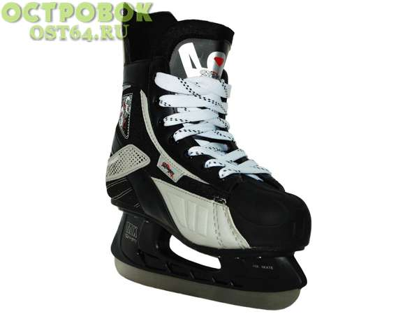 Коньки хоккейные Stingrey ST-5900/PW-216  р. 39